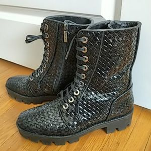 Pons quintana woven boots